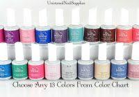 ibd gel nail polish choose any 13 colors from color chart ebay