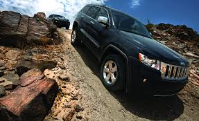 jeep grand cherokee overland jeep grand cherokee overland 4x4 comparison tests comparisons