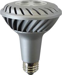 20 Watt Led Light Bulbs by Ge Lighting 61924 10 Watt Led Medium Base 500 Lumen Indoor Spot