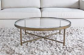 mitchell gold coffee table mitchell gold vienna round cocktail table in antique brass