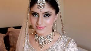 latest bridal hairstyle 2016 real indian and pakistani bridal makeup and hair by sadaf wassan