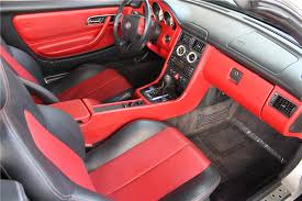 Slk230 Interior 1999 Mercedes Benz Slk230 Convertible 209292