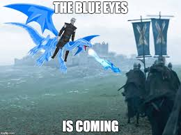 Winter Is Coming Meme Maker - night king imgflip