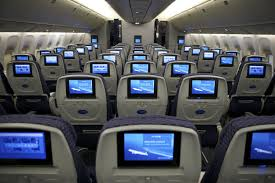 United Airlines American Airlines by Wi Fi And Video Streaming Are Future Of In Flight Entertainment