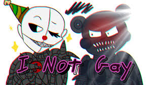 Gay Gay Gay Meme - fnaf i not gay meme youtube