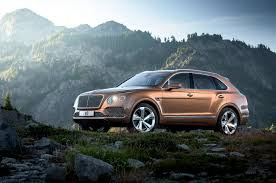 black and gold bentley 2017 bentley bentayga first drive review automobile magazine