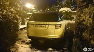 orange range rover svr land rover range rover sport svr 15 sausio 2017 autogespot