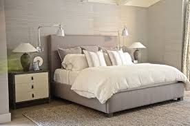 new york quadrille fabrics bedroom contemporary with white and