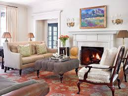 Before And After Charming S Dutch Colonial Traditional Home - Colonial living room design