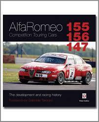 alfa romeo 155 156 147 competition touring cars motormedia