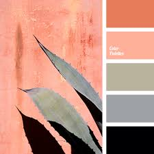 coral color shades of coral color palette ideas