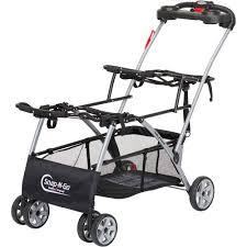 double stroller black friday baby trend snap n go double universal double stroller walmart com