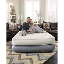 Air Bed Pump Walmart Simmons Beautyrest Comfort Suite Adjustable Raised Queen Air Bed