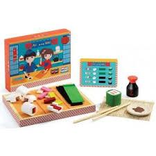 jeu d imitation cuisine djeco atelier japonais aki et maki jeu d imitation cuisine pas