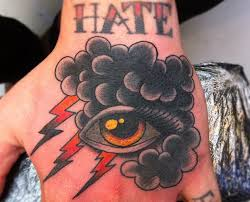cloud tattoos 20 awesome cloud tattoos for and