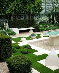 Modern Gardens Ideas Modern Garden Decor 1000 Images About Modern Gardening