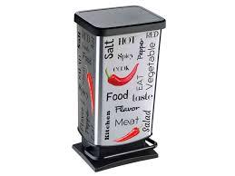 poubelle cuisine conforama poubelle de cuisine 40l spicy vente de poubelle de cuisine