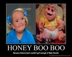 Baby Sinclair Meme - vh demotivational poster 384ocs2s0c honey boo boo