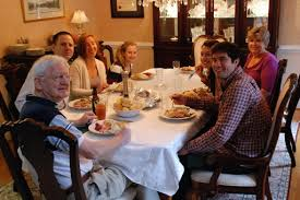 tips for getting along with your family on thanksgiving abcor