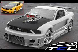 ford mustang gtr ford mustang gtr supercharger tuning car leo tcl flickr