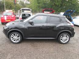 nissan crossover juke used black nissan juke for sale torfaen