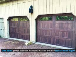 doors done right u2013 garage doors and openers u2013 new garage door