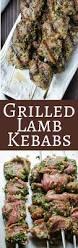 Smothered Lamb Chops Grilled Herb Crusted Lamb Kebabs Recipe Lambs Herbs And Garlic