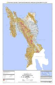 earthquake hazard map hazard maps