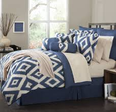 bedroom navy blue comforter navy and coral bedding coral and