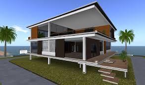 expol villa modern architectural design bobz studio architecture