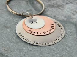 10 year anniversary gift husband anniversary gift for husband 25 years anniversary key 10 year