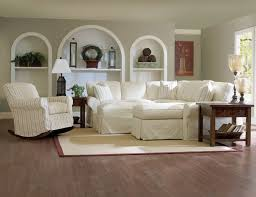 Leather Slipcover Sofa 14 Best Sectional Slipcovers Images On Pinterest Sectional