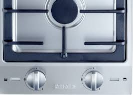 Miele Cooktop Parts Miele Cs10121g 12 Inch Gas Cooktop With 2 Sealed Burners 10 230