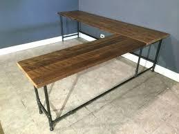 desk kelsey l shaped writing desk by monarch specialties inc l