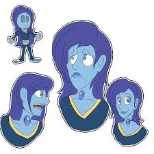 blue opal gemsona moonstone gemsona request by kaistrider on deviantart