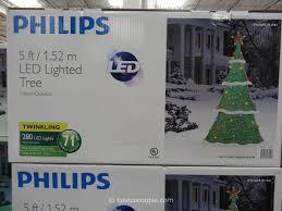 phillips tree lights decoration