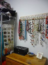 I Home Store by Holly Would If She Could Diy Jewelry Storage For Diy Dummies