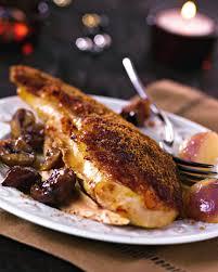 cuisine chapon roti recette chapon rôti petits navets