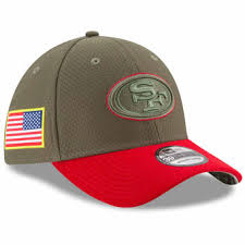 hat with fan built in san francisco 49ers hats 49ers sideline caps custom hats at
