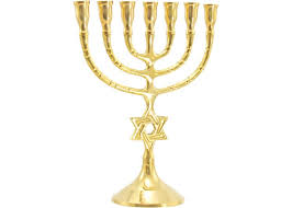 seven branched menorah shop for seven branch menorah with magen david proshofar