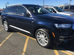 Audi Q7 Night Black - q7 exterior color picture thread page 2 audiworld forums