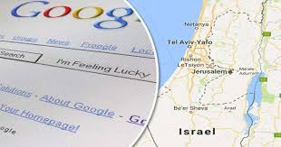 Israel Google Google Ignites International Outrage After Wiping Palestine Off