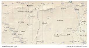 Islamic State Territory Map by A Frontline Report The Ground War Against The Islamic State
