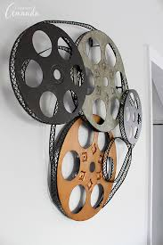 Movie Theater Family Room Makeover - Decorating your family room