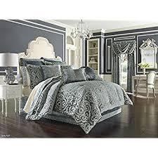 New York Bed Set Bradshaw Black Comforter Set By J New York