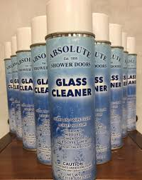 Best Cleaner For Shower Glass Doors by Absolute Shower Doors Glass Cleaner Absolute Shower Doors