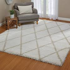 thomasville marketplace luxury trellis shag rugs