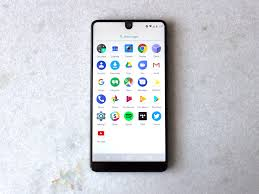 phone android the essential phone runs stock android the best version of