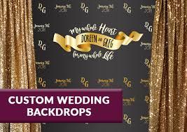 custom photo backdrop wedding backdrops backdrop express