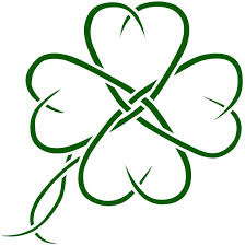 image result for small shamrock designs tatties
